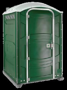 Portable Toiletcleaned